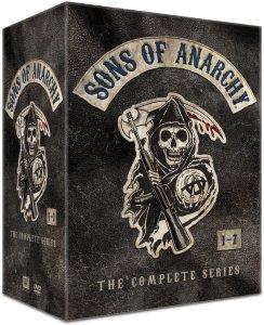 Sons of Anarchy samleboks Sesong 1-7