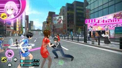 Akiba's Trip: Undead & Undressed til Playstation Vita