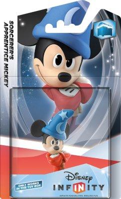 Disney Infinity Figure Sorcerer Mickey