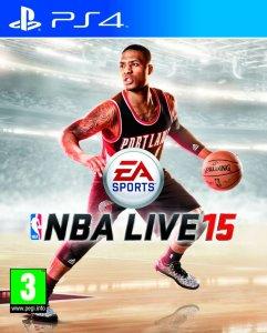 NBA Live 15 til Playstation 4