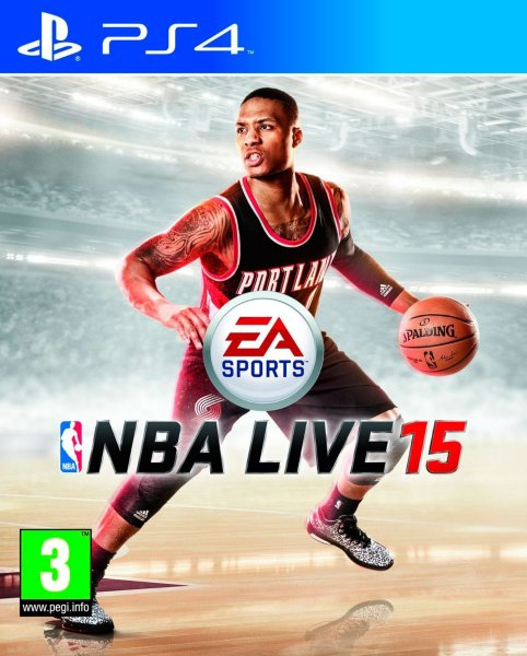 NBA Live 15 til Playstation 4