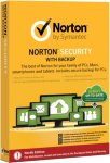 Symantec Norton Security with Backup