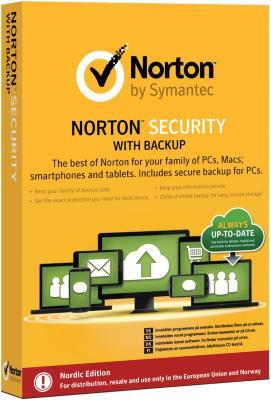Symantec Norton Security with Backup
