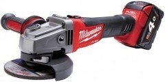 Milwaukee M18 Fuel CAG 125X-402C