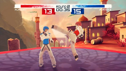 Taekwondo Game Global Tournament