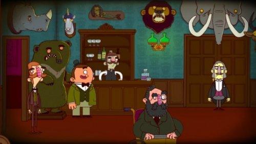 Bertram Fiddle: Episode 1: A Dreadly Business