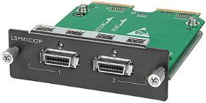 HP 5500 2-Port 10GBE Module (JD360B)