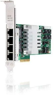 HP NC364T PCI-E 4-Port Server Adapter