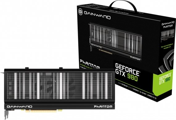 Gainward GeForce GTX 980 Phantom WnpeP9