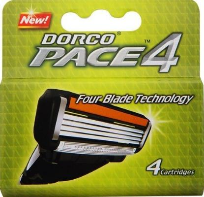 Dorco Pace4 4 stk