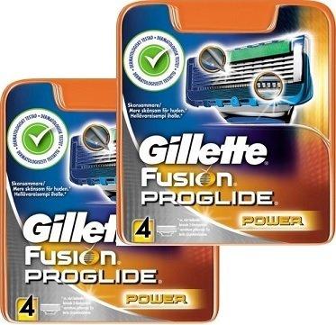 Gillette Fusion ProGlide Power 8 stk