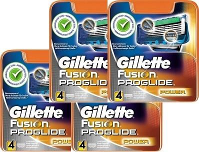 Gillette Fusion ProGlide Power 16 stk