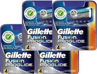 Gillette Fusion ProGlide 16 stk