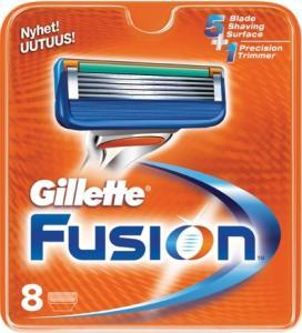 Gillette Fusion 8 stk