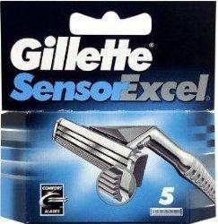 Gillette Sensor Excel 5 stk