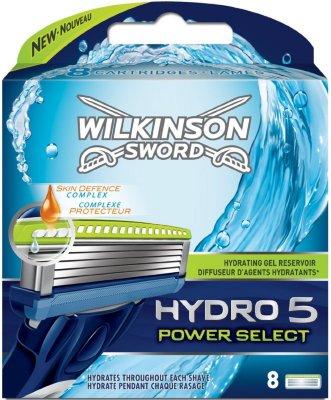 Wilkinson Sword Hydro 5 Power Select 8 stk