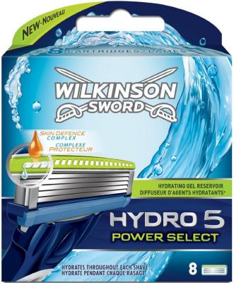 Wilkinson Sword Hydro 5 Power Select 8 stk