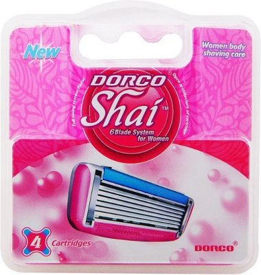 Dorco Shai6 4 stk
