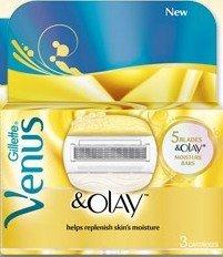 Gillette Venus & Olay 3 stk