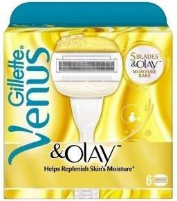 Gillette Venus & Olay 6 stk