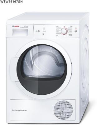 Bosch WTW86167SN