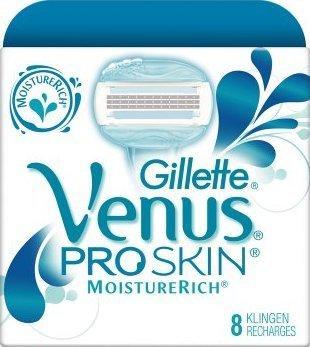 Gillette Venus ProSkin Moisture Rich 8 stk