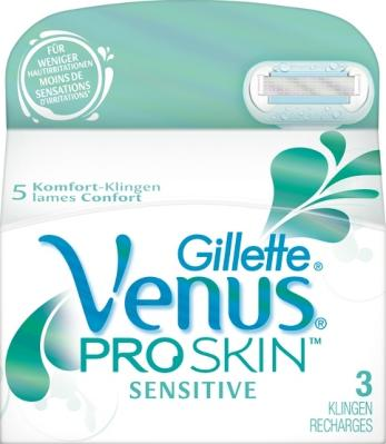 Gillette Venus ProSkin Sensitive 3 stk