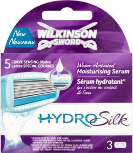 Wilkinson Sword Hydro Silk 3 stk