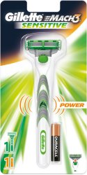 Gillette Mach3 Sensitive Power