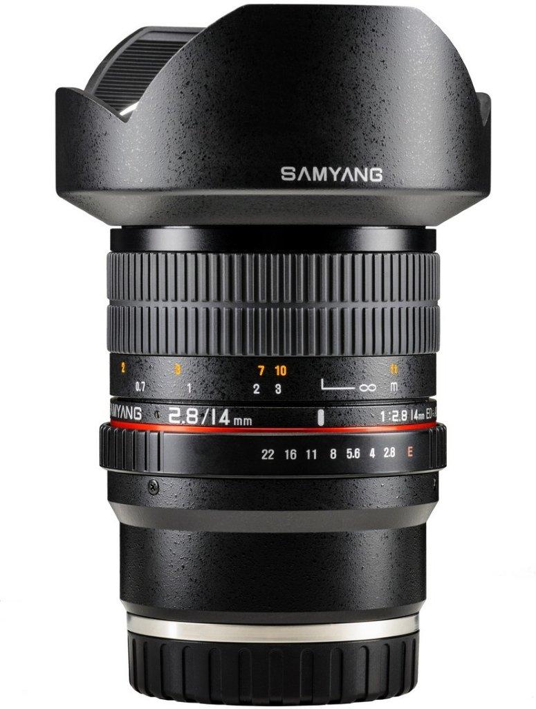 Samyang 14mm F2.8 for Sony E