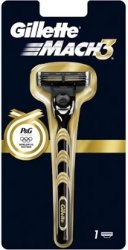 Gillette Mach3 Gold Edition