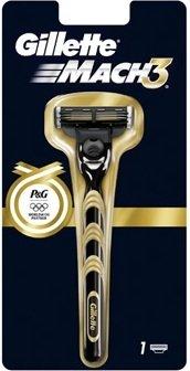 Gillette Mach3 Gold Edition