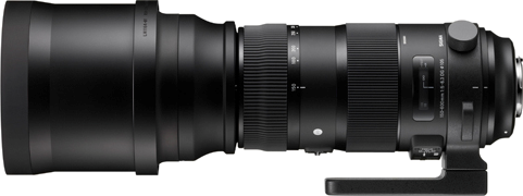 Sigma 150-600mm F5-6.3 DG S OS HSM for Sigma