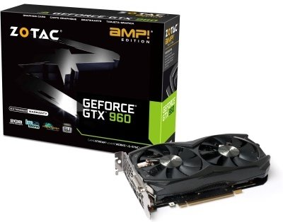 Zotac GeForce GTX 960 2GB AMP!