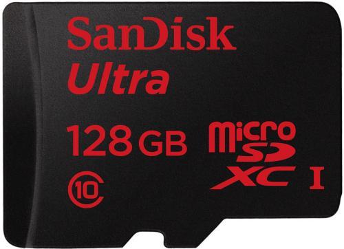 SanDisk Ultra microSDXC UHS-I 48MB/s 128 GB