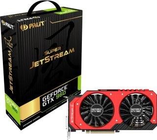 Palit GeForce GTX 960 Super JetStream 2GB