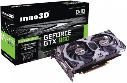 Inno3D GeForce GTX 960 OC 2GB