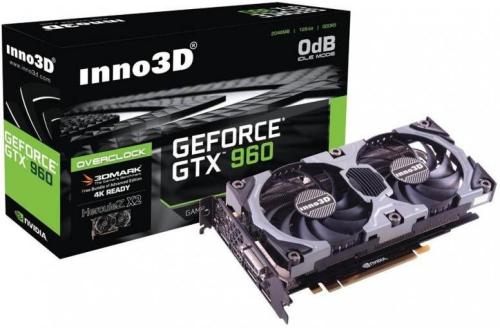 Inno3D GeForce GTX 960 OC 2GB