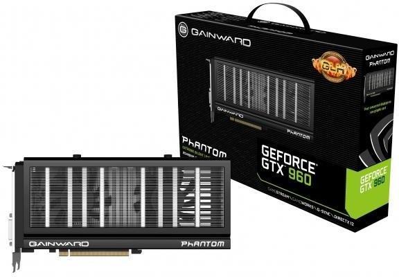 Gainward GeForce GTX 960 Phantom GLH 2GB