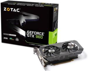 Zotac GeForce GTX 960 OC 2GB
