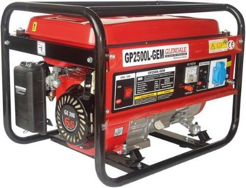 Glendale GP2500L-GEM Strømaggregat