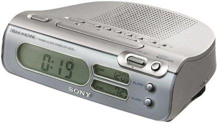 Sony ICF-C273L/S