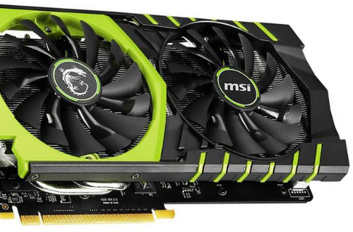 MSI GeForce GTX 970 Gaming 100 Million Edition