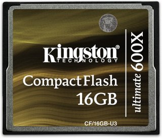 Kingston Ultimate 600X CompactFlash 16GB UHS-III