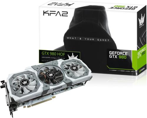 KFA2 GeForce GTX 980 HOF White 4GB