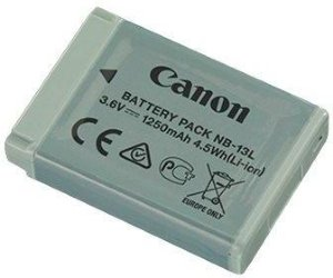 Canon Batteri NB-13L