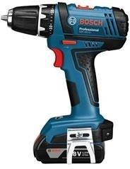 Bosch GSR 18-VE Light (2x1,5Ah)