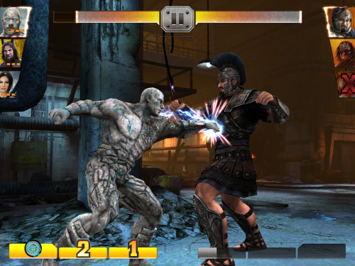 WWE Immortals til iPhone