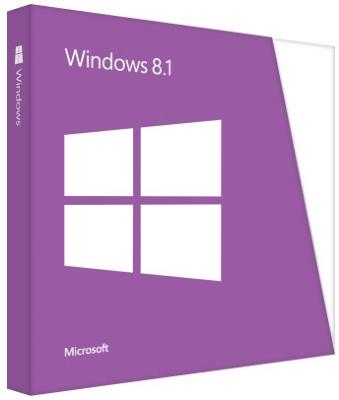 Microsoft Windows 8.1 Engelsk OEM