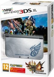 Nintendo New 3DS XL (Monster Hunter 4 Edition)
